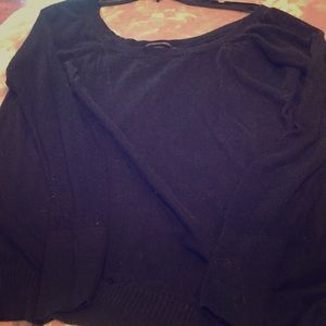 Victoria Secret black sweater